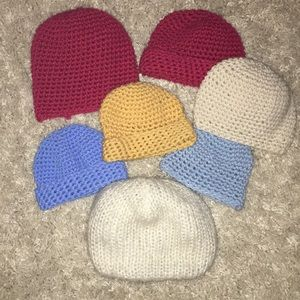 Other - Knit winter hat bundle